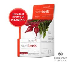 SuperBeets<sup>®</sup> Black Cherry 10 Count Box