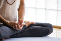 hack your stress with meditation