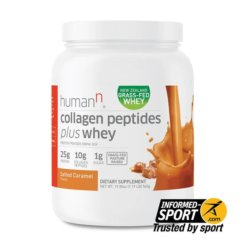 Collagen Peptides plus Whey