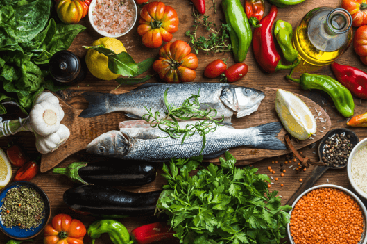mediterranean diet vs keto hero