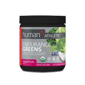 HumanN Athlete Endurance greens