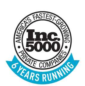 HumanN is recognized for the 6th year on Inc. 5000 list