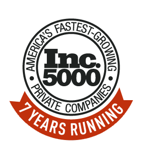 HumanN is recognized for the 7th year on Inc. 5000 list